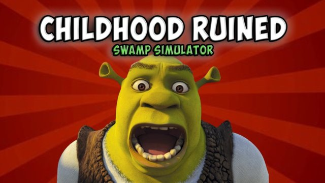 "CHILDHOOD RUINED! - Swamp Simulator! ""Funnies & Fails"""