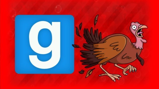 Gmod Thanksgiving/Black Friday Special!