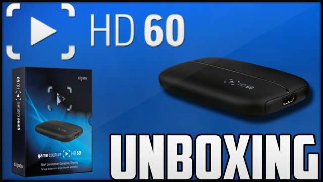 "Elgato Game Capture HD60 Unboxing & Review! ""Comparison"" Elgato Game Capture HD"