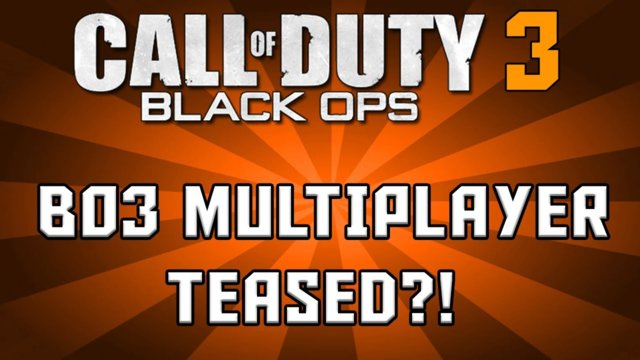 Call of Duty Black Ops 3 TEASER? : David Vonderhaar Returns! BO3 News!
