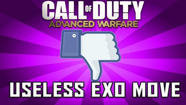 "Call of Duty Advanced Warfare : USELESS EXO MOVES! - ""Advanced Warfare Exo Suit!"""