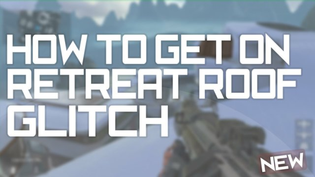 "Call Of Duty Advanced Warfare: How To Get On ""RETREAT"" Roof Glitch"