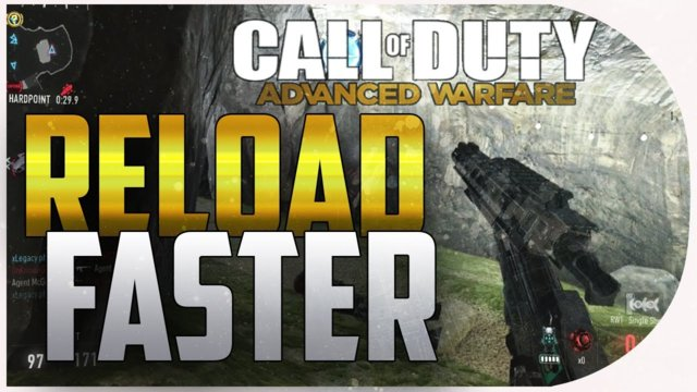 "Call of Duty Advanced Warfare : ""Reload Faster!"" How to get ""Slight of Hand"""