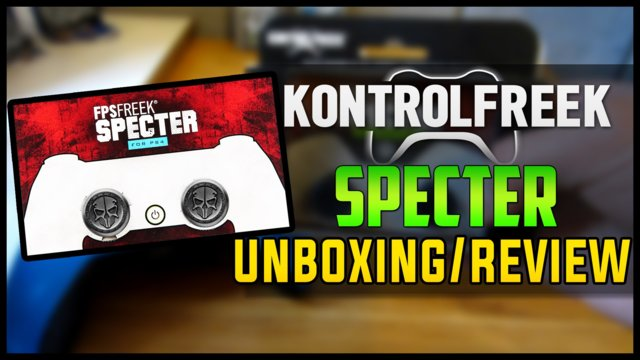 Kontrol Freek FPS Freek Specter [Unboxing & Review] : Improve Gaming Accuracy!