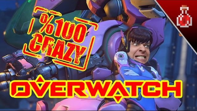 Gone Crazy | Overwatch