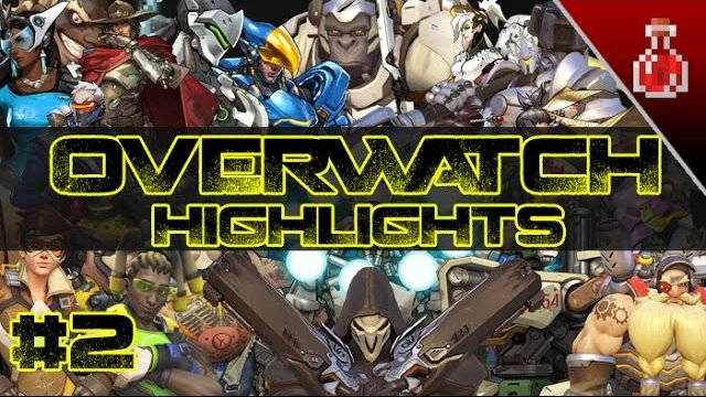 Overwatch Highlights #2