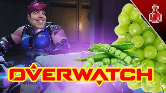 Grape Peas | Overwatch
