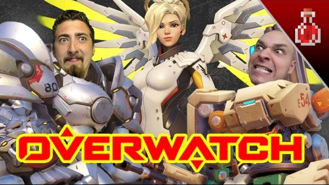 Holy Trinity | Overwatch | Collaboration