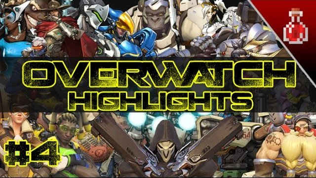 Overwatch Highlights #4