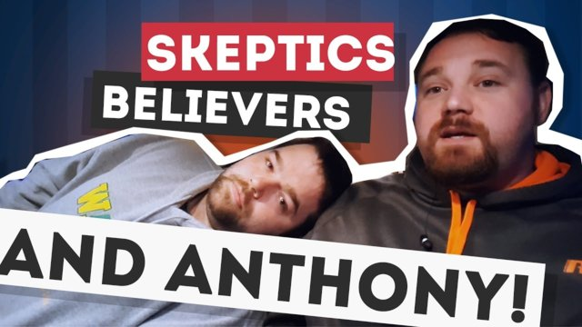 ★ TAS - James Skeptics and Believers