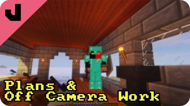My Plans & Off Camera Work (Minecraft SMP #3)