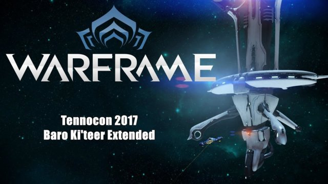 Warframe: Tennocon 2017 Digital Pack - Baro Ki'Teer Update