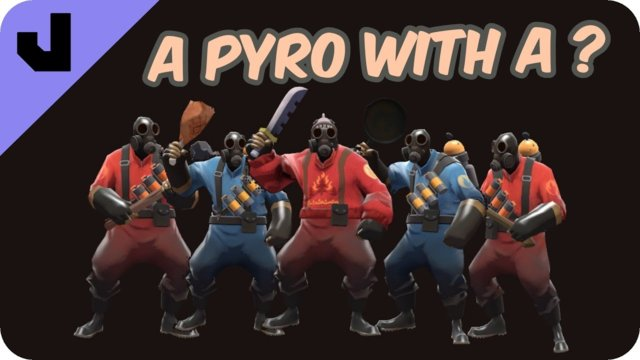 A Pyro With A ? (TF2 Moment)