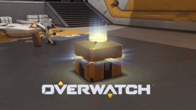 Overwatch - Golden Loot Box - Prime Loot