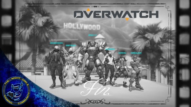 Overwatch: Hollywood - Attack | A Fun Evening with Zetas & Sundial