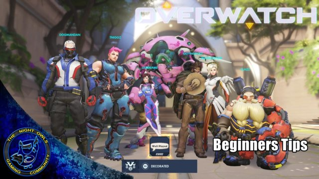 Overwatch: Beginners Tips To Get Started Playing