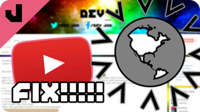 YouTube Grey Globe Icon Fix!!! (2017)