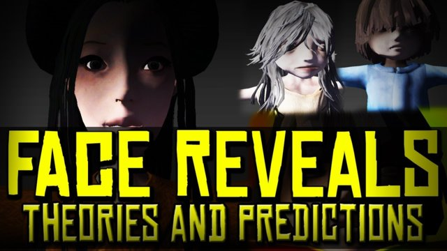 NEW FACE REVEALS AND THEORIES - LITTLE NIGHTMARES SECRET OF THE MAW [SPOILERS]