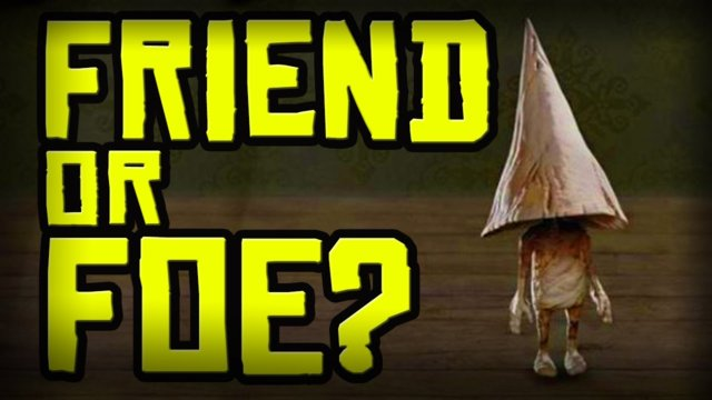 FRIEND OR FOE NOMES! LITTLE NIGHTMARES THEORIES!