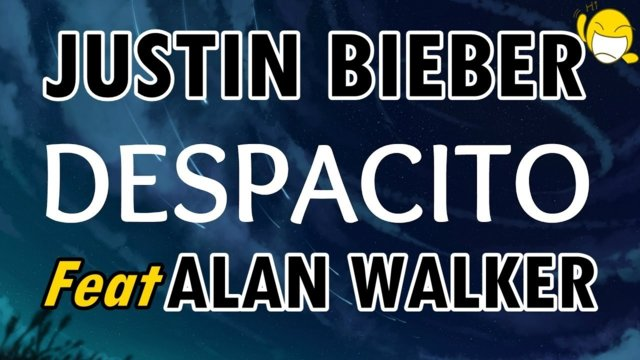 Justin Bieber - Despacito Feat Alan Walker - Faded (Progressive Music)