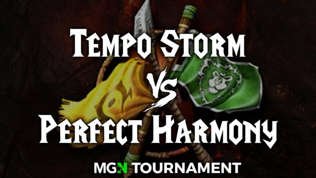 ★ Tempo Storm vs Perfect Harmony | MGN WoW Tournament
