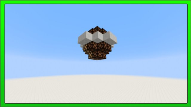 [Minecraft Concepts] Compact Redstone Lighthouse/Orb...?