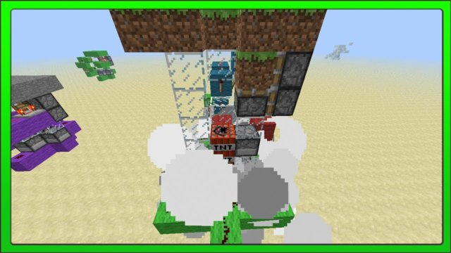 [Minecraft Concepts] Redstone Missile Silo + Tutorial