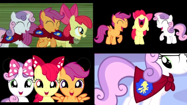 We are the Cutie Mark Crusaders Theme