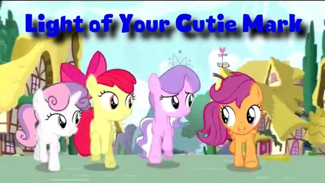 My Little Pony Light of Your Cutie Mark (Midi Mp3 With Vocals)