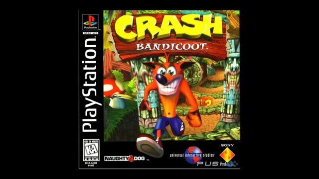 Crash Bandicoot [1] | N. Sanity Beach (+White Gem)