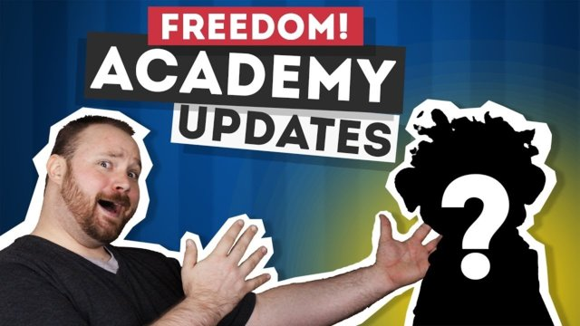 ★ Unbelievable new changes to Freedom Academy!! #FreedomFamily