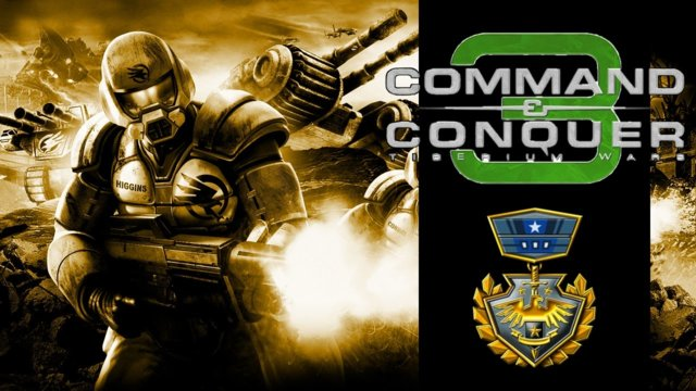 Command & Conquer 3: Tiberium Wars | GDI [3] | Langley AFB [Hard]