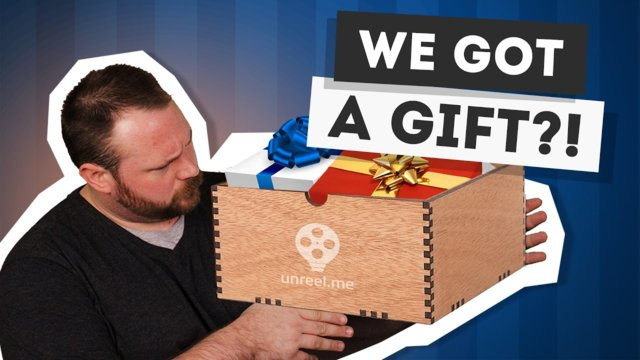 ★ TAS - Unboxing a gift from a company we may be working with... #FreedomFamily