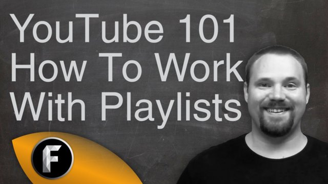 How To Manage YouTube Playlists - YouTube 101