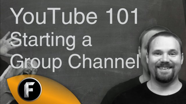 How To Start A Group Channel On YouTube - YouTube 101