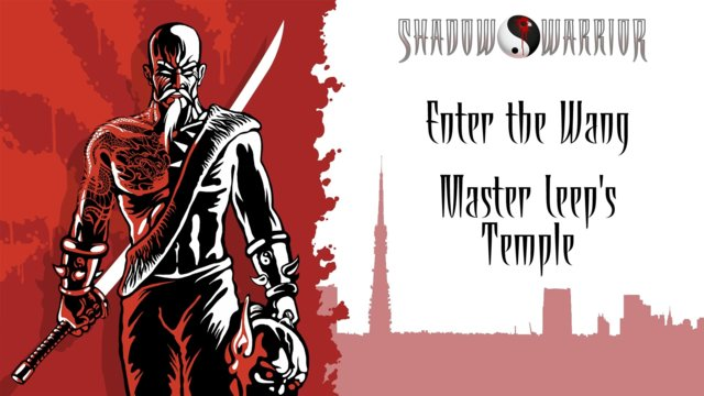 Shadow Warrior (Classic Redux) | Enter the Wang | Master Leep's Temple