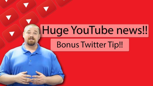 ★ YouTube Promotes YOU! New revenue stream, and twitter tips!! #FreedomFamily