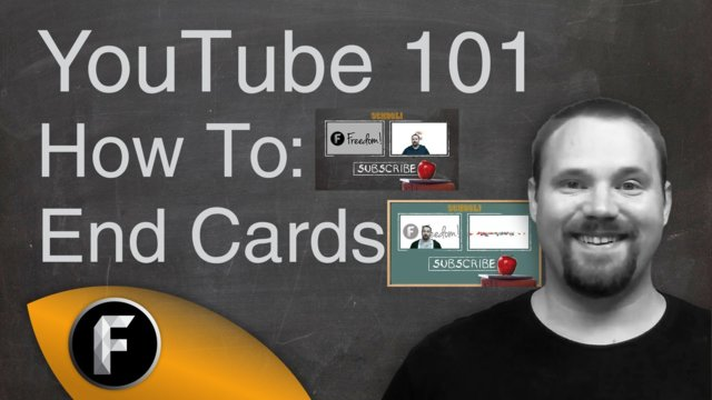 How To Make Interactive End Cards On YouTube - YouTube 101