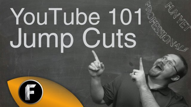 How To Do Jump Cuts - Youtube Editing Tips - YouTube 101
