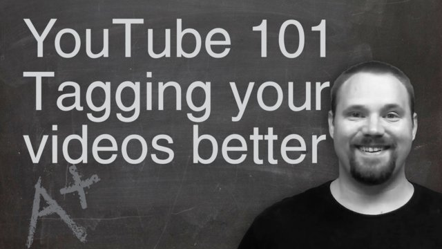 How to do YouTube tagging - Tutorial - YouTube 101