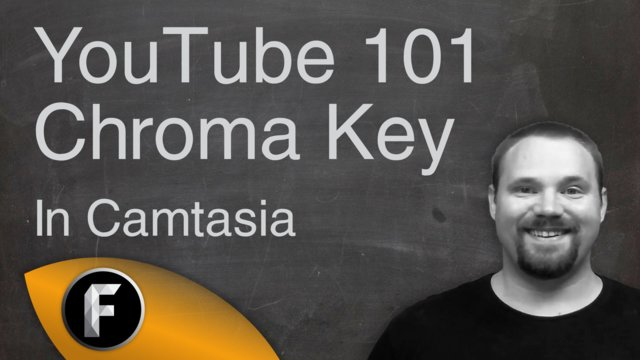 How to do chroma key in Camtasia Studio
