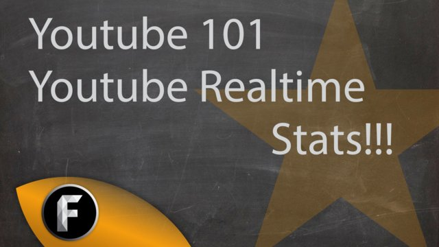 Youtube Tips | Real Time Stats! | Youtube Update!