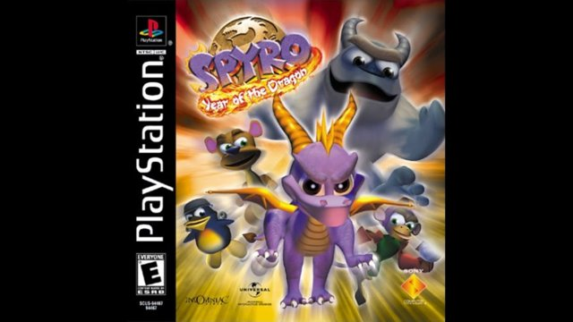 Spyro: Year of the Dragon [12] | Sgt' Byrd's Base
