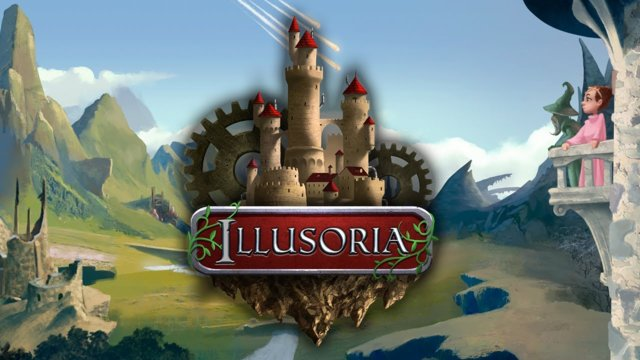 Illusoria Launch Trailer. Available Now on Steam