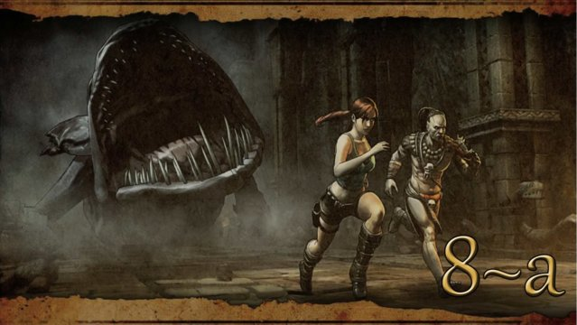 Lara Croft & the Guardian of Light - The Jaws of Death [1/2]
