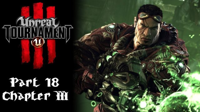 Unreal Tournament 3 [18] | Dusk
