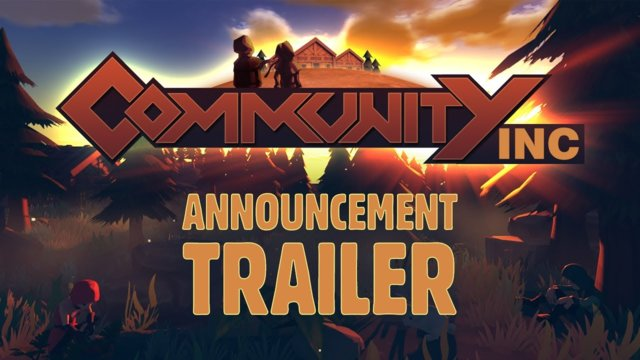 Community Inc Announcement Trailer