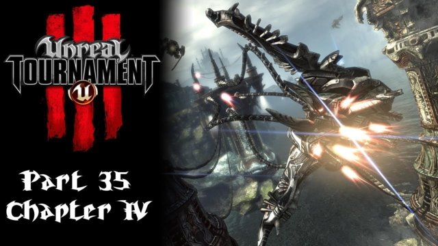 Unreal Tournament 3 [35] | Avalanche