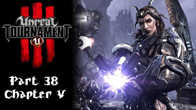 Unreal Tournament 3 [38] | Omicron Dawn