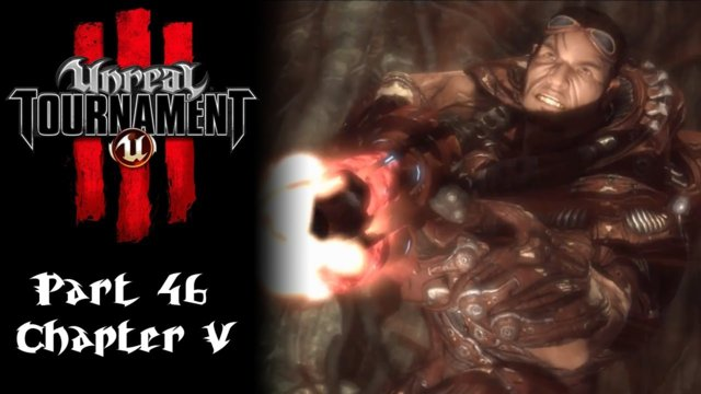 Unreal Tournament 3 [46] | Sentinel, Ending & Credits